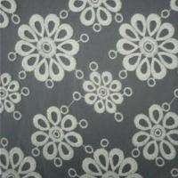 Cheap Organza Embroidered Lace Fabric for sale