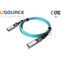 Quality 100G QSFP28 to QSFP28 AOC Active 10M length QSFP+AOC Fiber Optical Cable 100GBASE-LR4 wholesale