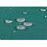 China NFPA2112 Water Resistant Fabric FR Water Repellent Polyester Fabric 410 Gsm on sale