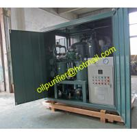 Quality transformer oil purifier for treating high-grade transformer oil super-voltage wholesale