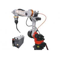 China 140mm Max Reach Industrial Welding Robots 6 Axis MIG TIG And Laser Welding on sale