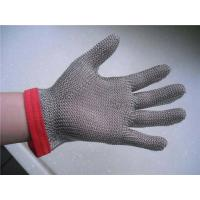 China Stainless Steel Cut-Resistant Gloves on sale