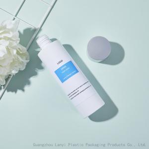 China Face Skin Care Toner 200ml Plastic Cosmetic Bottles Screw Cap on sale