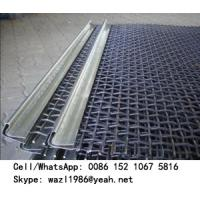 Quality Stainless Steel Crimped Wire Mesh With Different Types of Edges wholesale