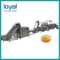 China Natural Potato Chips Production Line, Dehydrate Potato Chips from Slice-cutting Machine on sale