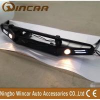 Quality Steel Material Bumper Guard Bull Bar Cover Protector For Patrol Y60 Standard Size wholesale