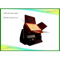 Quality 600W Ip55 Interior LED Wall Wash Lights , Led City Color Light Sky Projector wholesale