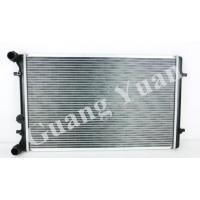 Cheap Volkswange Aluminum Truck Radiators For SKODA OCTAVIA 16 / 26 Mm Core Thickness for sale