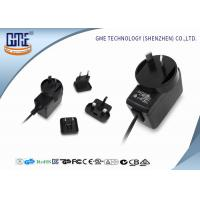 Quality Interchangeable Type Desktop 12v Power Adapter UL FCC GS CE RCM Approved wholesale