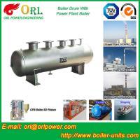 Quality TUV Standard Power Station Boiler Mud Drum Boiler Unit With Heat Pump wholesale
