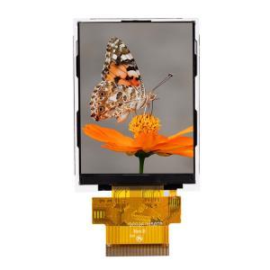 Quality MCU 8BIT Interface 200Cd/M2 240rgbx320 2.8 Tft Lcd Touch Screen wholesale