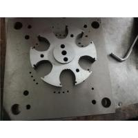 Buy cheap 99mm Lamination Sheet Metal Stamping With Two Cavities Subsection Punching Tooling from wholesalers
