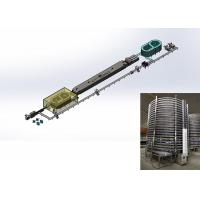 Quality Multi-Function Commercial  Hamburger Bread Production Line / Bakery Equipment wholesale