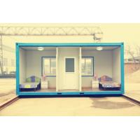 Quality Dormitory Mobile Container Homes , Steel Shipping Container For Moving House wholesale