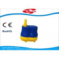 Quality Safety Submersible Air Cooler Water Pump 1000L/H 25W For 06*78*100mm wholesale