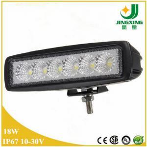 Quality 18w LED driving light 24V LED off road light CREE led light bar made in China wholesale