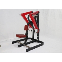 Quality Commercial Hammer Strength Gym Equipment Seated Low Row Machine wholesale