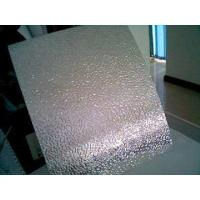 Quality 4mm Aluminium Checker Plate , Aluminum Diamond Tread Plate For Ceilings / Walls wholesale