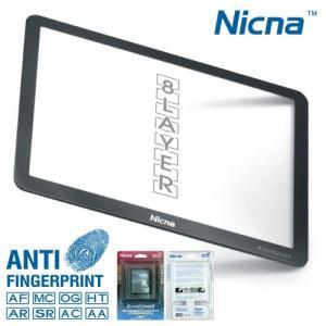 Quality Nicna Digital Camera LCD Screen Optical Glass Protectors for Nikon D3 D3X wholesale