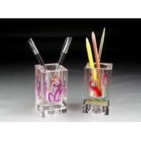 Crystal Pen Container