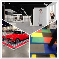 Quality 3W Conferance Hall/Storage Shed/Bar/Commecial Matting/Exhibition Interlocking Flooring wholesale