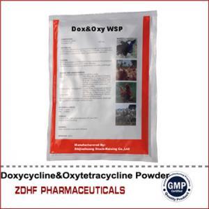 Quality Doxycycline Oxytetracycline Antibitic Soluble Powder wholesale