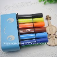 China OUTAE Plastic Water Color Pen Colorful 12pcs Art Marker Water Color Pen Set For Kids Drawing on sale