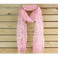 Quality Long Lace Scarf (5W-1807) wholesale