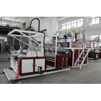 Quality PE film winding machine with multi-function automatic plastic packaging machine model 1200 wholesale