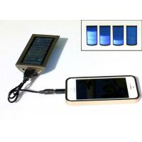Quality Emergency Micro Usb Cell Phone Solar Charger / Solar Panel Battery Charger wholesale