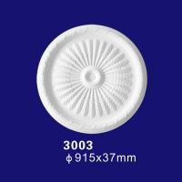 Quality 3003 House Decoration Lightweight Ceiling Panels Meadallion For Roof wholesale
