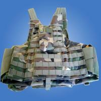 Quality level 3 anti bullet police vest with insert bulletproof armor plates pocket wholesale