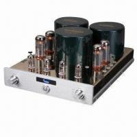 China Expert EL34 x 4pcs Vacuum Tube Amplifier with Hi-End Power Supply on sale