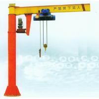 Quality Multi function floor mounted jib crane mill with lifting height limit device wholesale