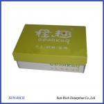 Quality Simple design sport shoe box wholesale