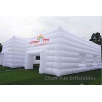 China Hot sale Party Inflatable Cube Tent for outdoor event on sale