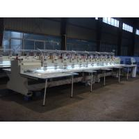Quality Large Electronic Embroidery Machine , Professional Monogramming Machine 1000RPM Speed wholesale