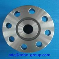 Quality ASME B16.5 A182 UNS 32750 GR2507 Plate Forged Steel Flanges 6 Inch Class 600 wholesale