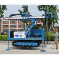 Quality MDL-135H Anchor Drilling Rig Foundation Piling Machine WITH DTH HAMMER wholesale
