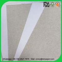 China 2017 Best Price 787mm 889mm  350g 400g 450g Coated Duplex Grey Back Board on sale
