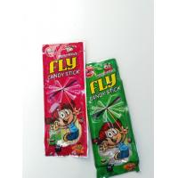Cheap Candy Stick With Fly Leaf and Sticker Combine Eating and Fun Kid's Love for sale