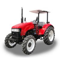 Quality 75HP 4x4 farm tractor wholesale