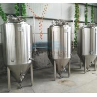 Quality Beer Equipment in Fermenting Equipment Popular Used for Brew Pub/Brewhouse wholesale