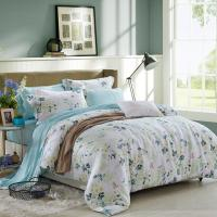 Quality Blue / Grey Home Bedding Comforter Sets Full / King / Queen / Twin Size wholesale