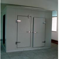 Cheap Ice Cream / Frozen Food Cold Storage Room With Swing Door , Copeland Scroll Compressor for sale
