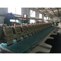 Quality Portable Textiles SWF Big Embroidery Machine For Looping / Chain Stitch wholesale
