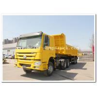 Buy cheap Howo 300HP 6x4 truck tractor with air conditioner for pulling dump trailer product