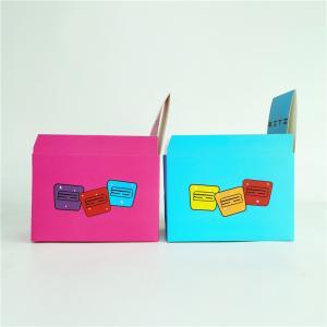 China Custom Printing Paper Box Cake Chocolate Corrugated Cardboard Display Paper Box on sale