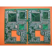 Buy cheap Digital TV Custom PCB Manufacturing Multilayer PCB Fabrication product