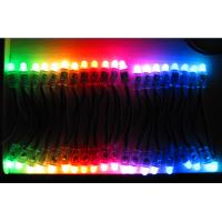 5V 12mm RGB LED bedrahtet programmable led signage outdoor colorchange advertising signs building decoraion